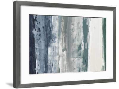 Navy Decision I-Sisa Jasper-Framed Art Print
