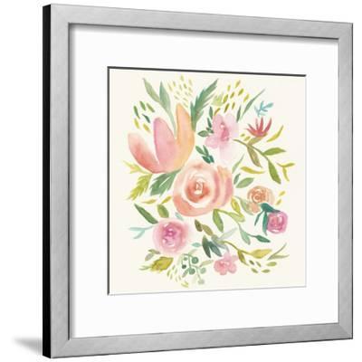 Summer Fete I-Chariklia Zarris-Framed Art Print