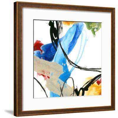 Formulation II-June Vess-Framed Art Print