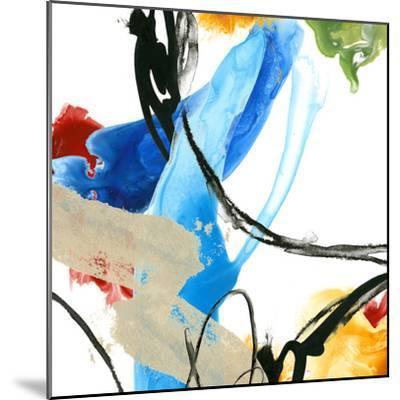 Formulation II-June Vess-Mounted Art Print