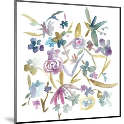 Concord Florals II-Chariklia Zarris-Mounted Art Print