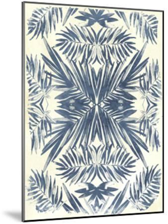 Tropical Kaleidoscope II-June Vess-Mounted Art Print