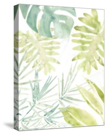 Island Medley I-June Vess-Stretched Canvas Print