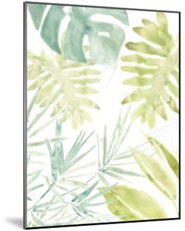 Island Medley I-June Vess-Mounted Art Print