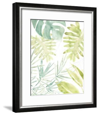 Island Medley I-June Vess-Framed Art Print