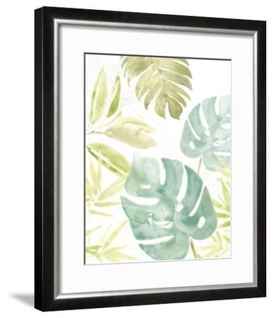 Island Medley III-June Vess-Framed Art Print