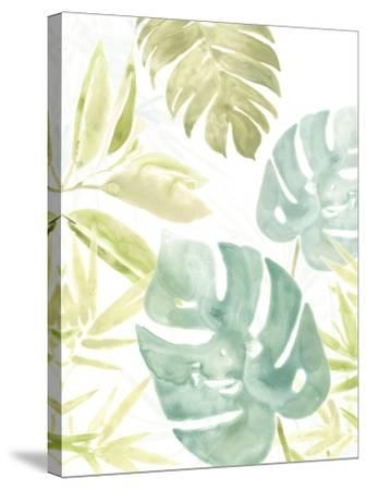Island Medley III-June Vess-Stretched Canvas Print