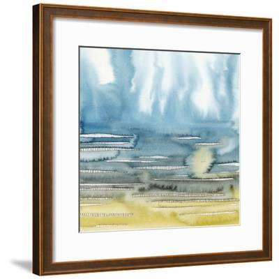 Rising Vapors II-Grace Popp-Framed Art Print