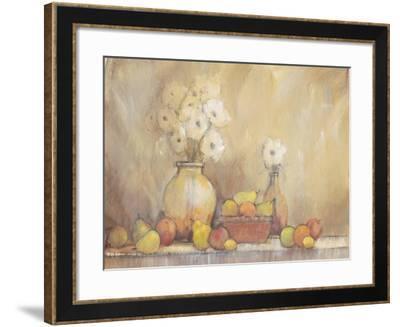 Minimalist Still Life Study II-Tim OToole-Framed Art Print