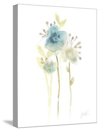 Bluebell I-June Vess-Stretched Canvas Print