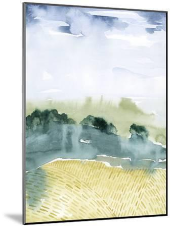 Mountain Vale I-Grace Popp-Mounted Art Print