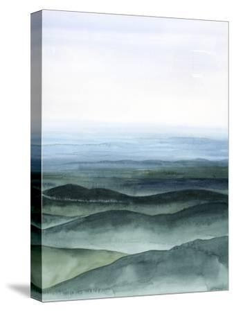 Plane View I-Grace Popp-Stretched Canvas Print