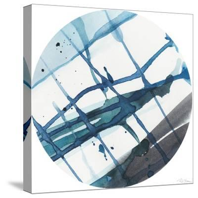 Geo Logic II-Renee W^ Stramel-Stretched Canvas Print