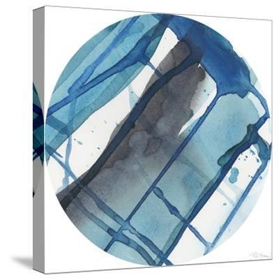 Geo Logic I-Renee W^ Stramel-Stretched Canvas Print