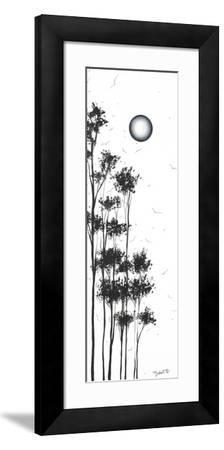 Moon Whispers-Megan Aroon Duncanson-Framed Art Print