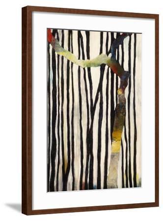 Egon Tree-Hyunah Kim-Framed Art Print