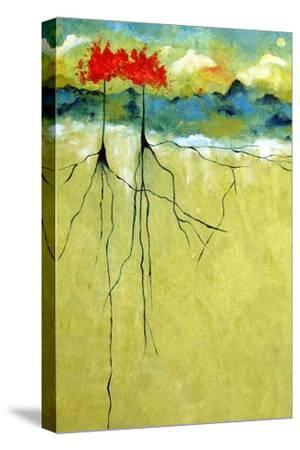 Deep Roots-Ruth Palmer-Stretched Canvas Print