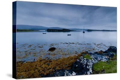 Skye Dunvegan-Charles Bowman-Stretched Canvas Print