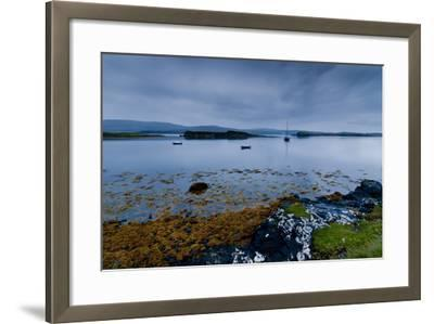 Skye Dunvegan-Charles Bowman-Framed Photographic Print