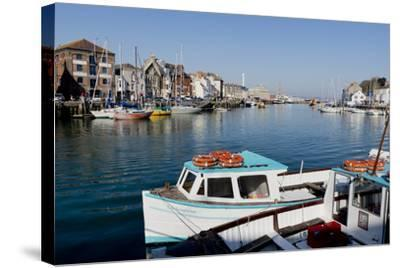 Weymouth-Charles Bowman-Stretched Canvas Print
