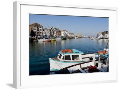 Weymouth-Charles Bowman-Framed Photographic Print