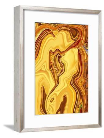 Passion-Rabi Khan-Framed Art Print