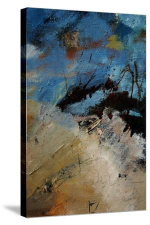 Abstract 12071-Pol Ledent-Stretched Canvas Print