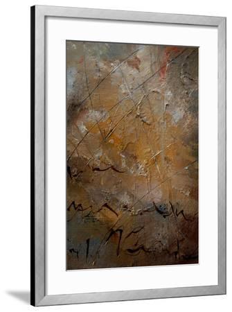 Abstract 12073-Pol Ledent-Framed Art Print