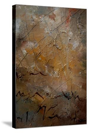 Abstract 12073-Pol Ledent-Stretched Canvas Print