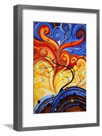 Whirlwind-Megan Aroon Duncanson-Framed Art Print