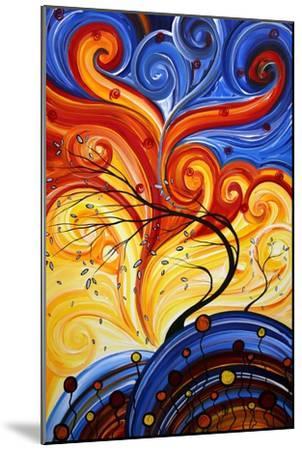 Whirlwind-Megan Aroon Duncanson-Mounted Art Print