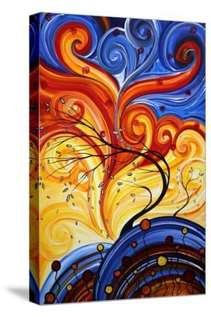Whirlwind-Megan Aroon Duncanson-Stretched Canvas Print