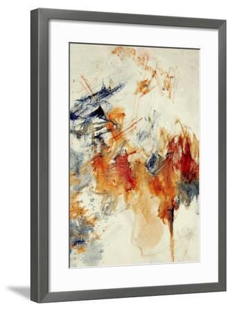 Abstract 99-Pol Ledent-Framed Art Print