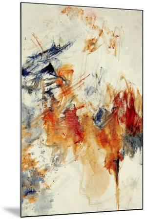 Abstract 99-Pol Ledent-Mounted Art Print