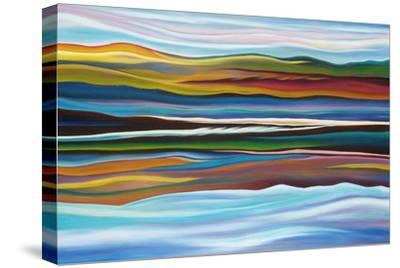 Serenity-Hyunah Kim-Stretched Canvas Print