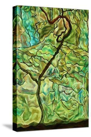 Awakening-Hyunah Kim-Stretched Canvas Print