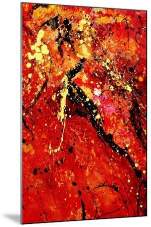 Abstract 569-Pol Ledent-Mounted Art Print
