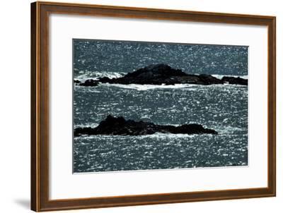 Tiny Islands-John Gusky-Framed Photographic Print