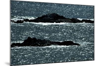 Tiny Islands-John Gusky-Mounted Photographic Print