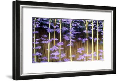 Baileys Forest-Herb Dickinson-Framed Art Print