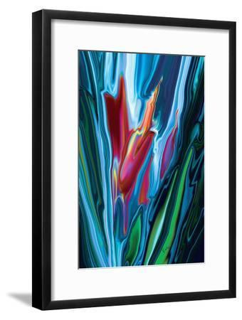 Flower Unknown-Rabi Khan-Framed Art Print