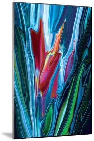 Flower Unknown-Rabi Khan-Mounted Art Print