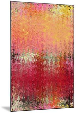Dew and Waves-Ricki Mountain-Mounted Art Print