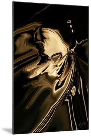 Butterfly 2-Rabi Khan-Mounted Art Print