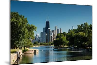 Lincoln Park Chicago-Steve Gadomski-Mounted Photographic Print