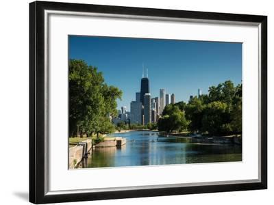 Lincoln Park Chicago-Steve Gadomski-Framed Photographic Print