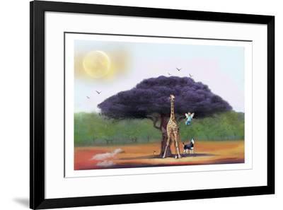 Heaven Changes Everything-Nancy Tillman-Framed Premium Giclee Print