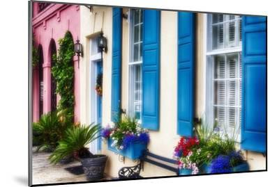 Charleston Colors IV-George Oze-Mounted Photographic Print