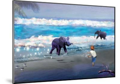 Elephant Joy-Nancy Tillman-Mounted Art Print