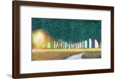 Tall Trees And Long Grass-Nancy Tillman-Framed Art Print